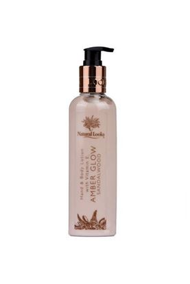 Picture of Amber Glow Sandalwood Hand & Body Lotion