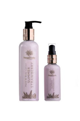 Picture of Strawberry Hand & Body  Lotion