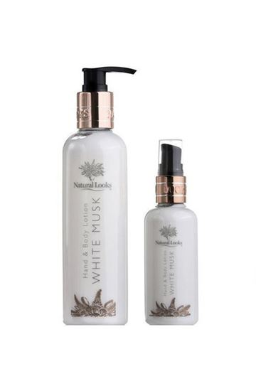 Picture of White Musk Hand & Body Lotion
