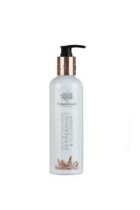 Picture of Peppermint & Cucumber Foot Lotion